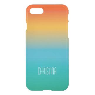 Autumn Shade iPhone 7 Case
