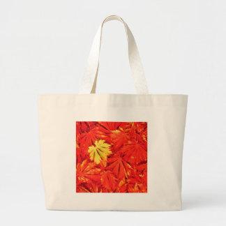 Autumn Simplicity Canvas Bags