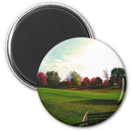 Autumn Sky - Magnet