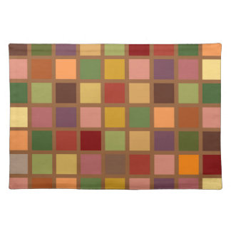 Autumn Squared Placemat