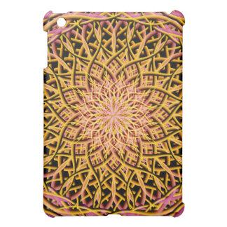 Autumn Star Mandala Case For The iPad Mini