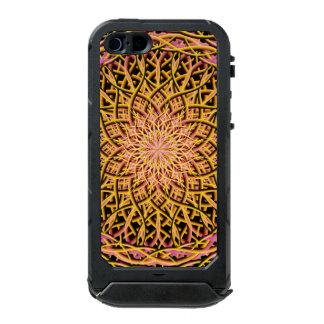 Autumn Star Mandala Incipio ATLAS ID™ iPhone 5 Case