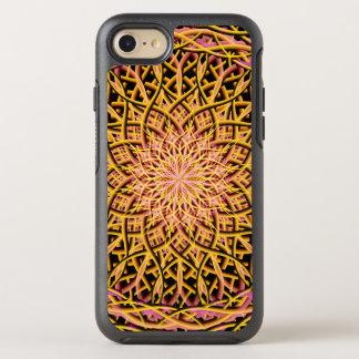 Autumn Star Mandala OtterBox Symmetry iPhone 8/7 Case
