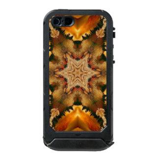 Autumn Stars Mandala Incipio ATLAS ID™ iPhone 5 Case