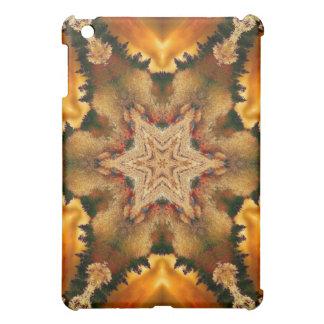 Autumn Stars Mandala iPad Mini Cases