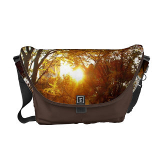 Autumn Sunset Commuter Bag