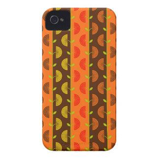 Autumn Theme Patterns Case-Mate iPhone 4 Case