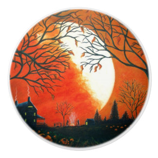 Autumn themed cabinet/furniture knobs