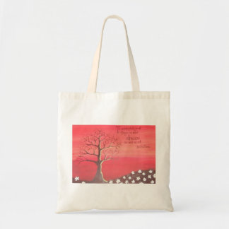 Autumn Themed Painting Tote Bag