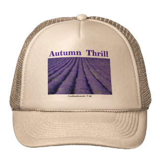 Autumn  Thrill Godisafemale T-M hat - beige