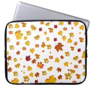 autumn time laptop computer sleeves