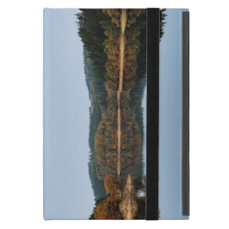 Autumn to the Aggertalsperre iPad Mini Cover