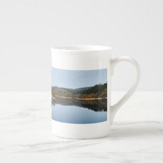 Autumn to the Aggertalsperre Tea Cup
