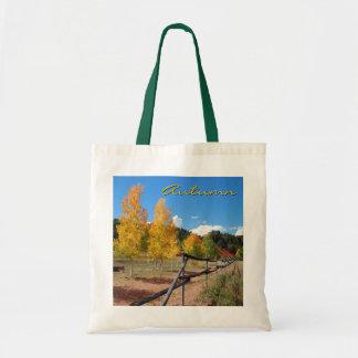 Autumn Tote Budget Tote Bag
