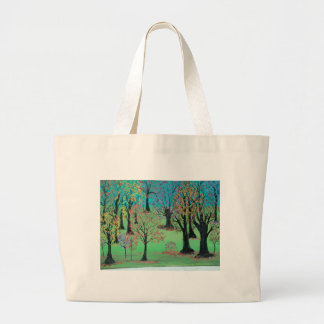 Autumn Treat Large Tote Bag