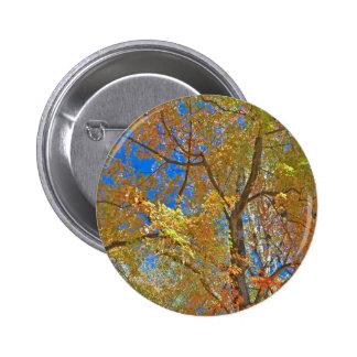 Autumn Tree Buttons