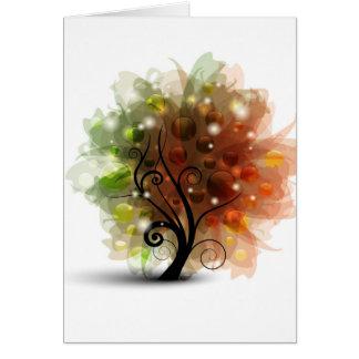 Autumn Tree Cards