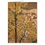 Autumn Tree Greeting Cards