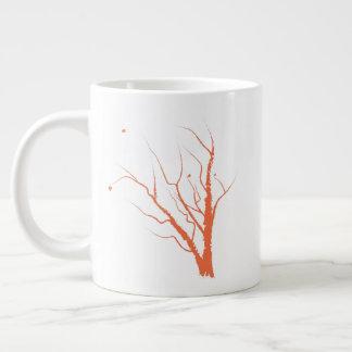 Autumn Tree Large Coffee Mug