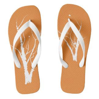 Autumn Tree Sandals