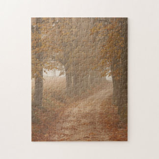 Autumn Trees Jigsaw Puzzle