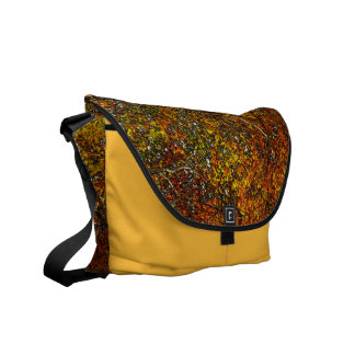 Autumn Trees Commuter Bags