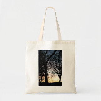 Autumn Trees on Budget Tote Bag