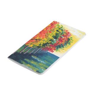 Autumn Trees Pocket Journal