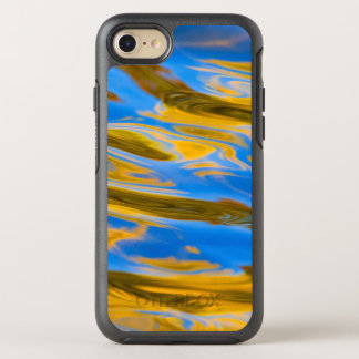 Autumn Two Medicine River | East Glacier Montana OtterBox Symmetry iPhone 8/7 Case