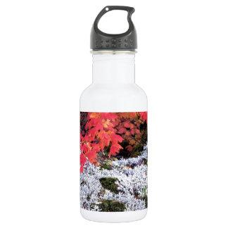 Autumn Vine Maple And Lichens 532 Ml Water Bottle