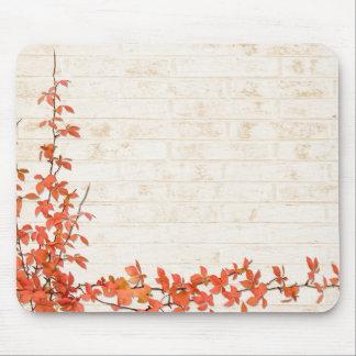 Autumn Vine Mouse Pad