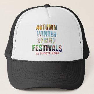 Autumn winters jump festivals! cap