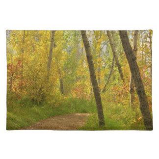 Autumn Woodlands Placemat