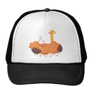 Autumn Woods Trucker Hats