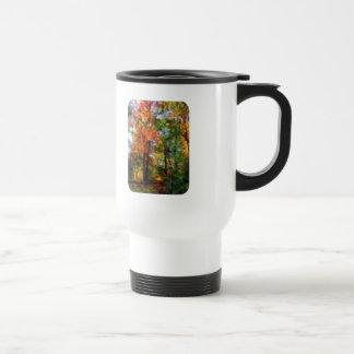 Autumn Woods Mugs