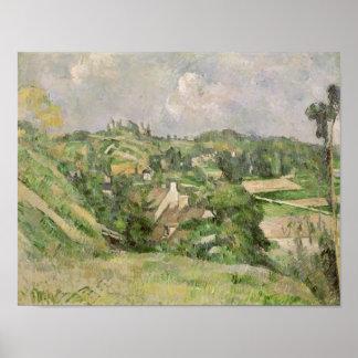 Auvers-sur-Oise Poster
