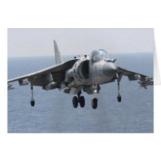 AV-8B Harrier II Card