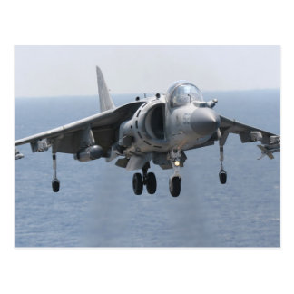AV-8B Harrier II Postcard