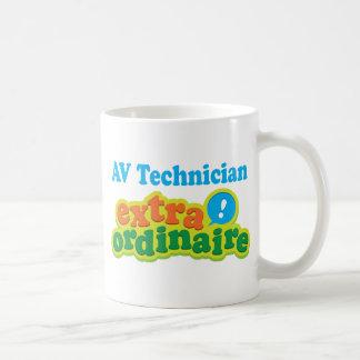 Av Technician Extraordinaire Gift Idea Mug