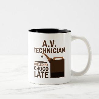 Av Technician (Funny) Gift Coffee Mug