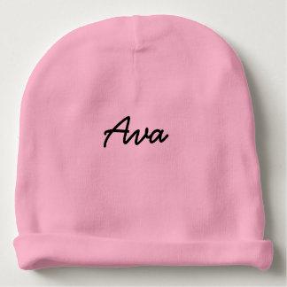 Ava Baby Girl Hat Baby Beanie