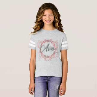 Ava Love T-shirt Design