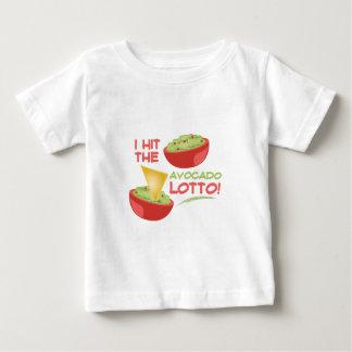 Avacado Lotto Baby T-Shirt