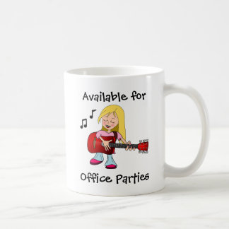 Available For Office Parties. Coffee Mug