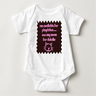 Available Girls T Baby Bodysuit