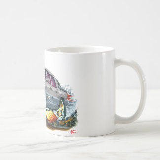 Avalanche Grey Truck Coffee Mug