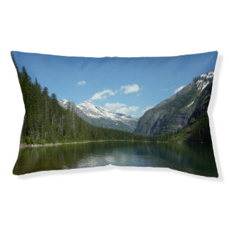 Avalanche Lake I in Glacier National Park Pet Bed