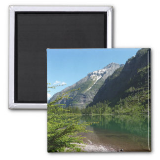 Avalanche Lake II in Glacier National Park Magnet