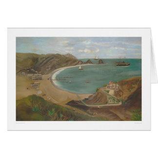 Avalon Bay, Santa Catalina Island (1212) Card