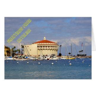 Avalon Harbor Card